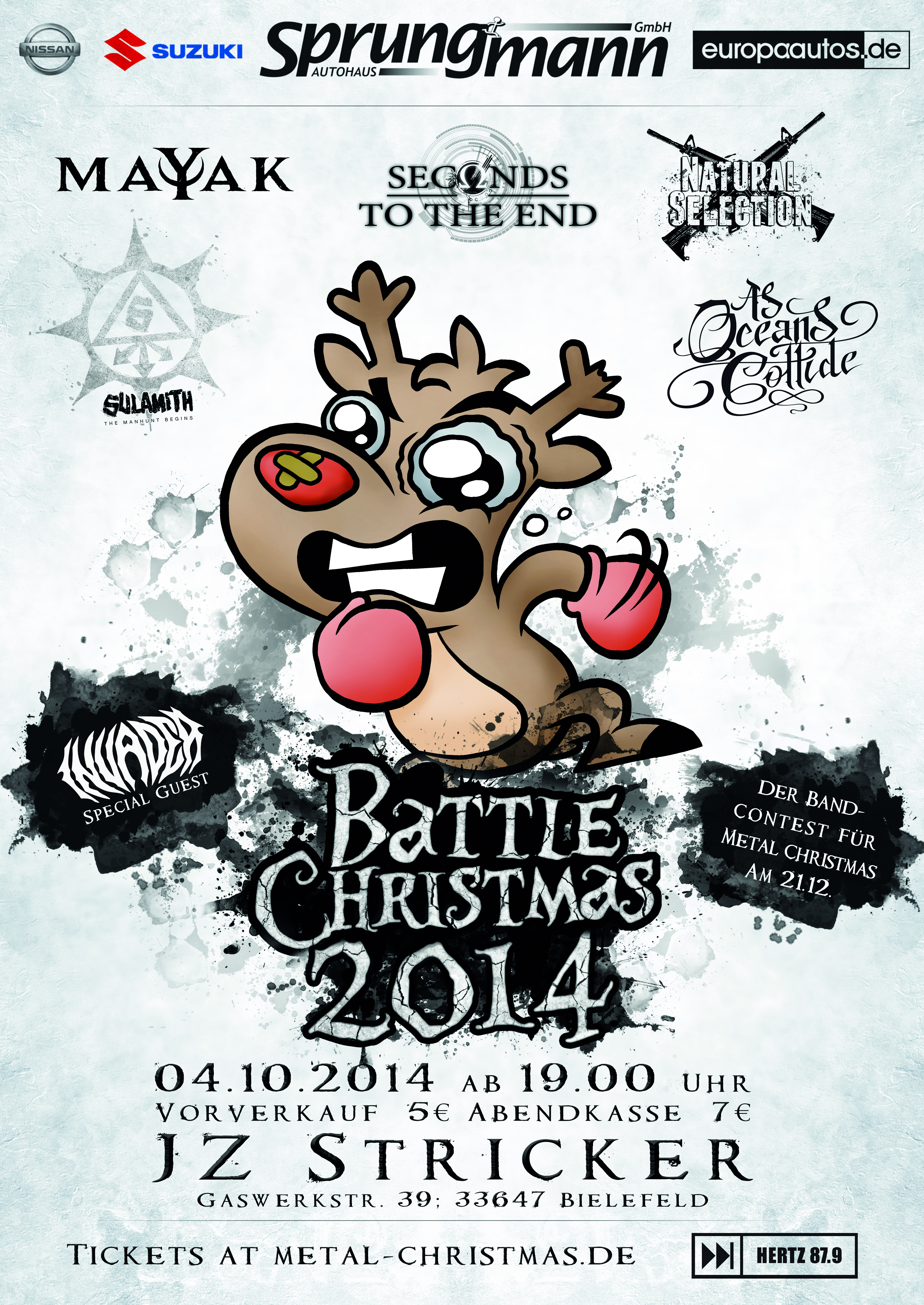 Battle Christmas 2014