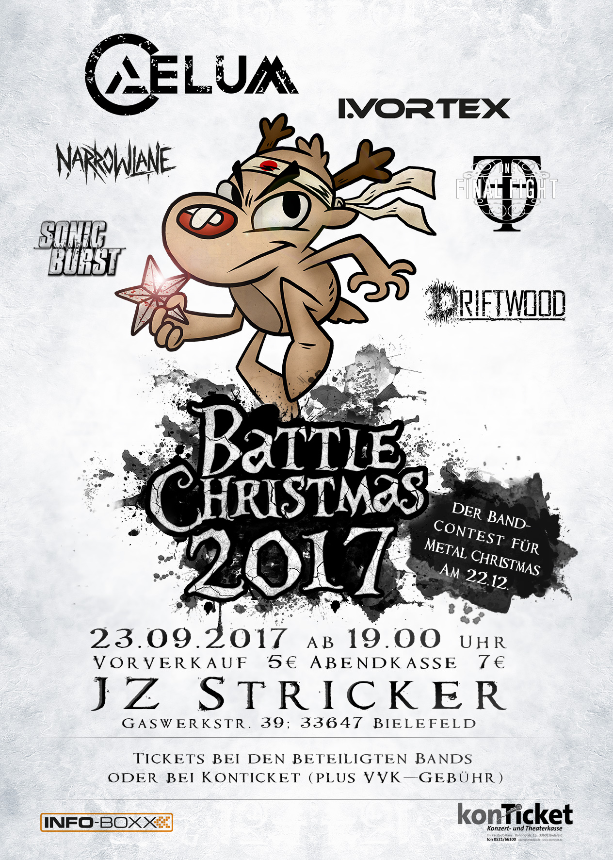 Battle Christmas 2016